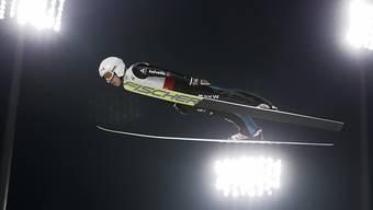 Simon Ammann führt WM-Team der Schweizer Skispringer an