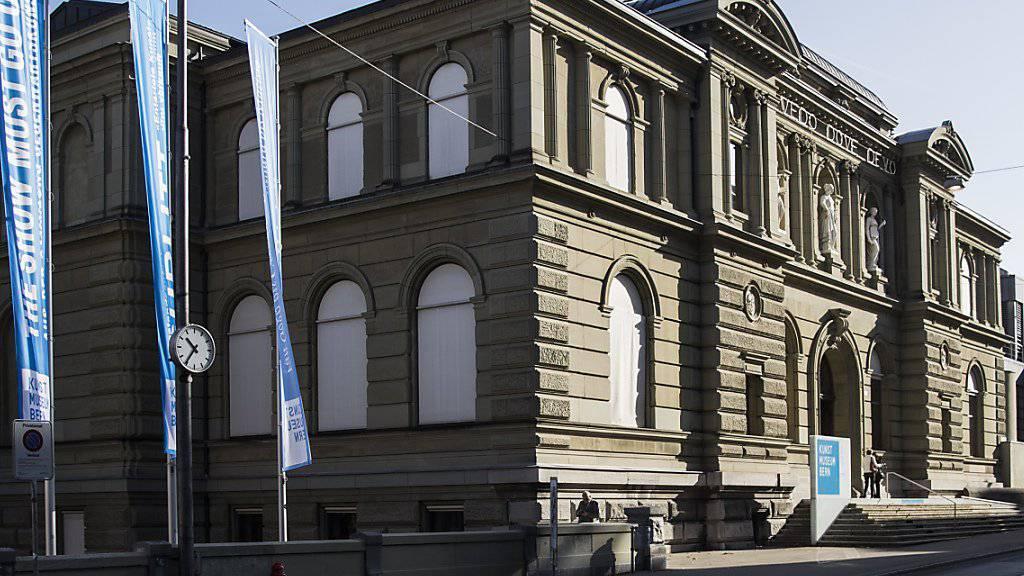 Das Kunstmuseum Bern hat ein bewegtes Jahr hinter sich. International viel Beachung fand die Gurlitt-Ausstellung.