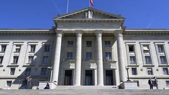 Das Bundesgericht muss sich nun bereits zum zweiten Mal mit dem Fall auseinander. (Bild: Bundesgericht Lausanne)