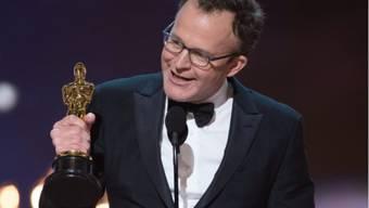 """Der Regisseur Tom McCarthy hat 2016 für """"Spotlight"""" den Oscar für den besten Film erhalten (Archiv)"""