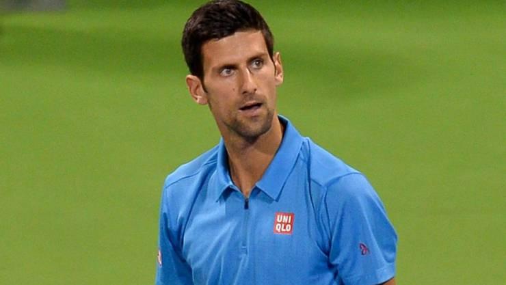 Novak Djokovic verteidigt Titel in Doha