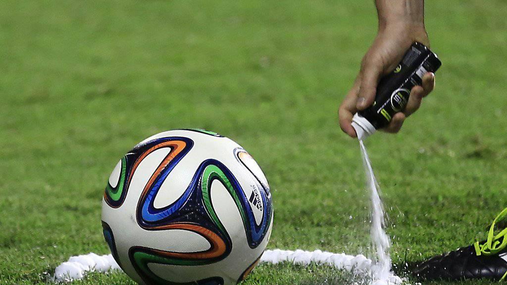 Ein Mexikaner pfeift Schweiz gegen Brasilien