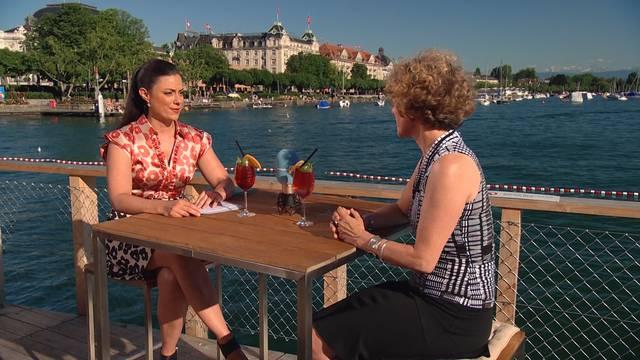 Zürcher Stadtpräsidentin Corine Mauch