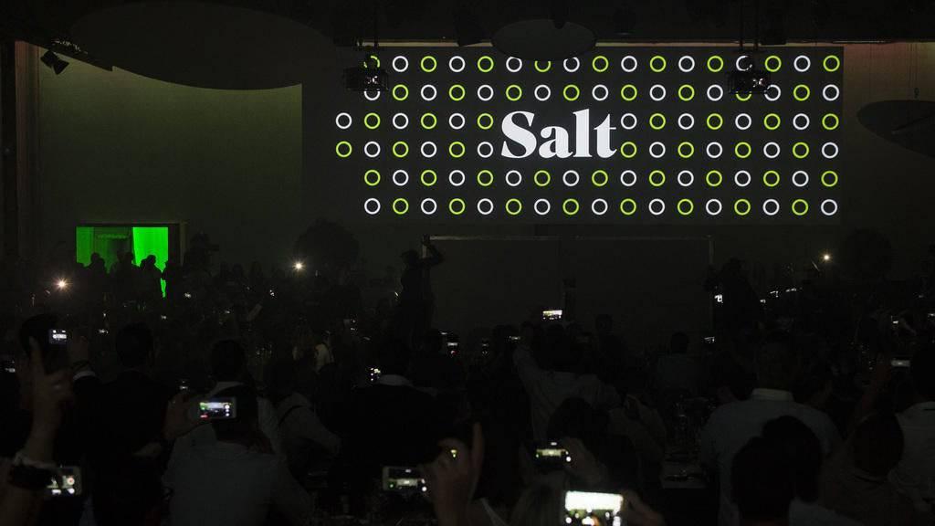 Salt droht Geschäftspartner Sunrise mit Klage