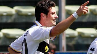 Blerim Dzemaili wechselt innerhalb der Serie A