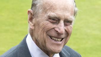 Ist für seine regelmässigen, verbalen Fehltritte bekannt: Prinz Philip. (Archivbild)