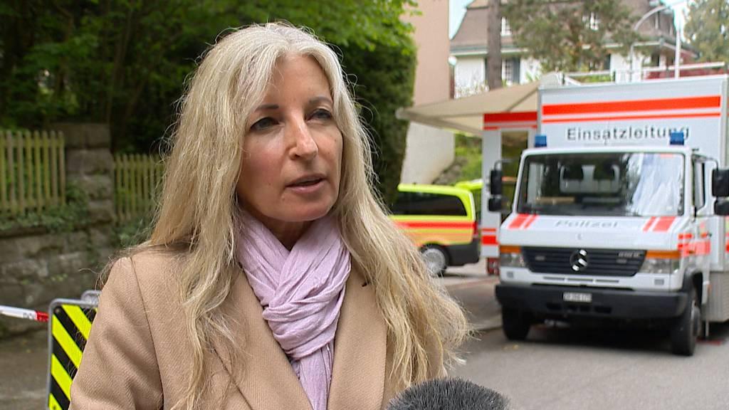 Hat die Polizei geschossen? - Judith Hödl zum Einsatz am Zürichberg