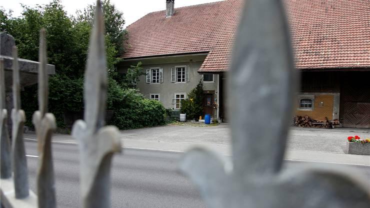 Das Bauernhaus auf dem Zimmermann-Areal: Abreissen oder umbauen?