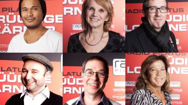 Endspurt für die Wahl zum Rüüdige Lozärner 2013
