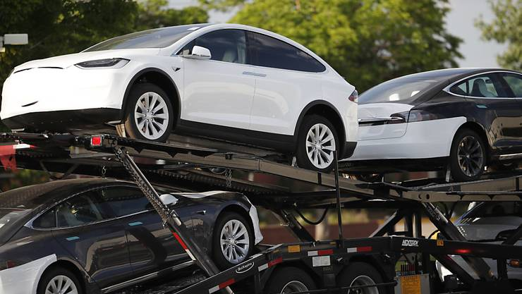 Tesla erhöht wegen den US-Importzöllen die Fahrzeugpreise in China um rund 20 Prozent. (Archiv)