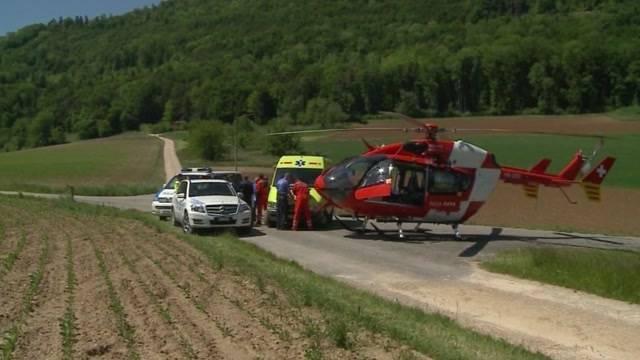 Auenstein: Flugzeugcrash vor Bundesgericht