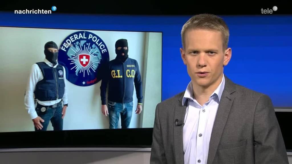 Mafia Razzia in Zug