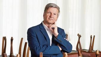 Bruno Lustenberger möchte die Stühle in der «Krone» in Aarburg möglichst bald wieder für Gäste nutzen.