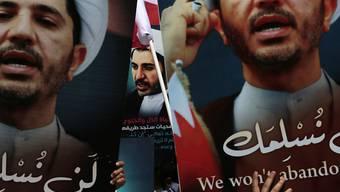 Oppositionsführer Ali Salman wird Spionage für Katar vorgeworfen. Salman, sitzt bereits eine neunjährige Haftstrafe wegen Aufwiegelung ab. (Archivbild).