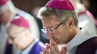 Weihbischof Alain de Raemy wurde monatelang von einer Frau belästigt, die sich offenbar in ihn verliebt hatte. Die Frau wurde zu einer dreimonatigen Freiheitsstrafe verurteilt. (Archivbild)