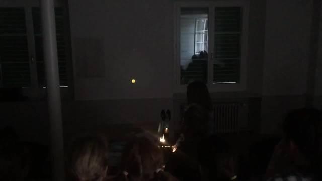 Trickfilmkurs mit Basil Vogt in Urdorf 2