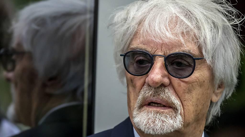 Ecclestone bekommt mit 89 Jahren den ersten Sohn