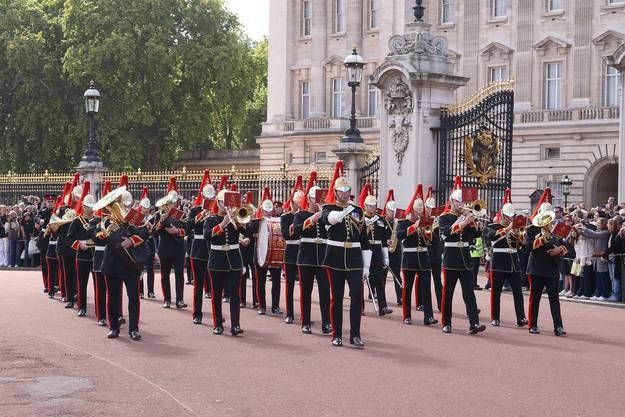 Im Jubiläumsjahr «100 Jahre Bill de Vigier» ist mit der «Band of the Blues and Royals» auch eine hochkarätige Band aus Englandd mit von der Partie.
