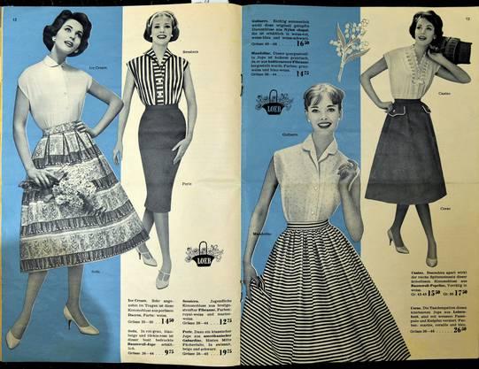 Loeb-Katalog 1958