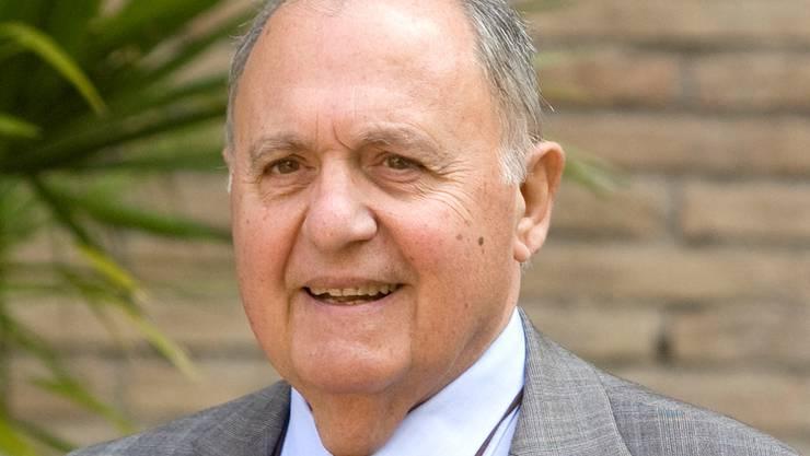 Der 81-jährige Paolo Savona könnte Italiens nächster Finanzminister werden.