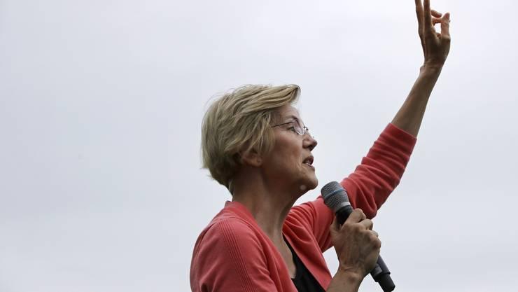 Elizabeth Warren (AP Photo/Elise Amendola)