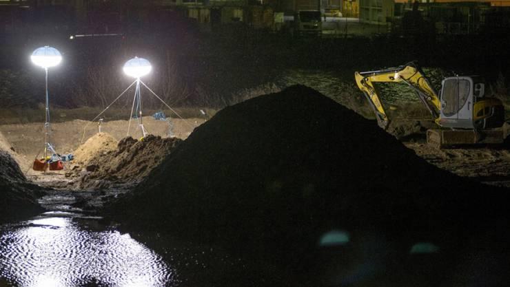Ein Gebiet im Radius von 1200 Metern um den Fundort war für die Entschärfung geräumt worden.