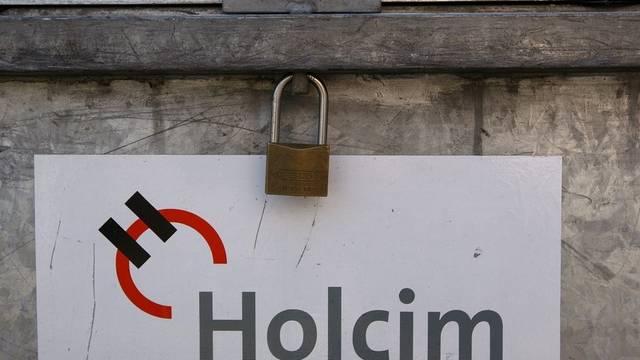 Schliesst das erste Halbjahr mit weniger Gewinn ab: Zementkonzern Holcim (Symbolbild)