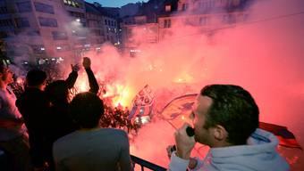 Der FCB ist zum 18. Mal Schweizer Meister: Basel feiert seine Helden