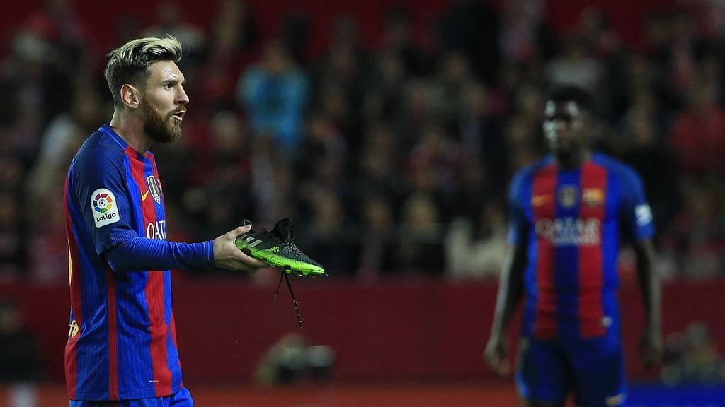 Wie sieht die Zukunft von Lionel Messi aus?