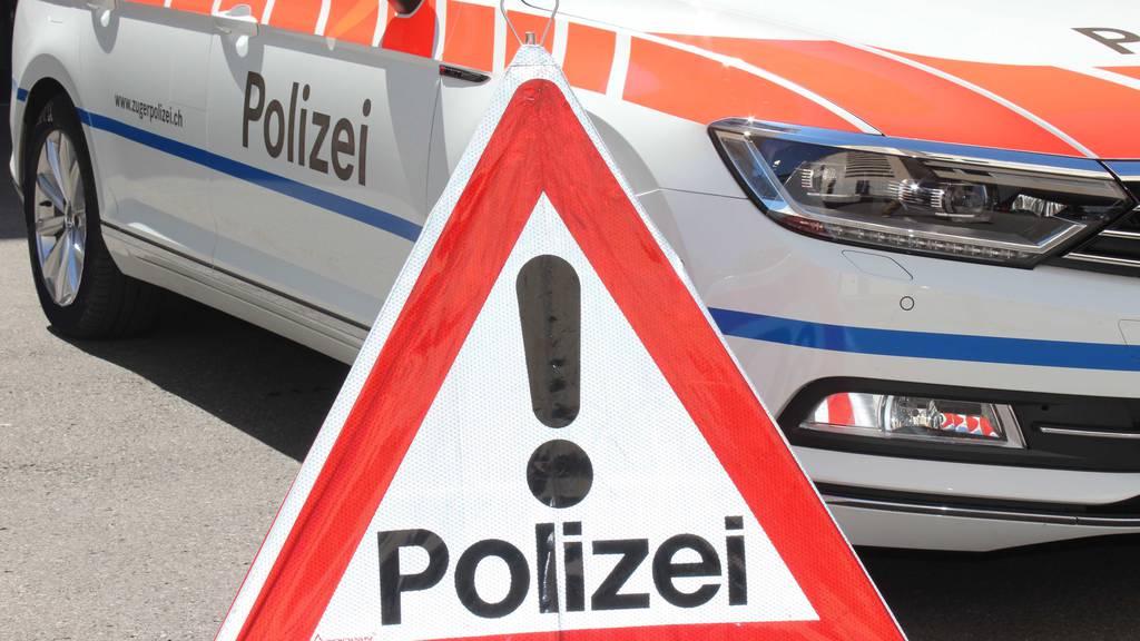 Zuger Polizei verhaftet mutmasslichen Vergewaltiger