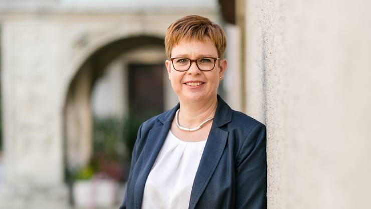 Ruth Müri: «Ich wurde in Baden politisiert und bin Mitglied im Team Baden.»