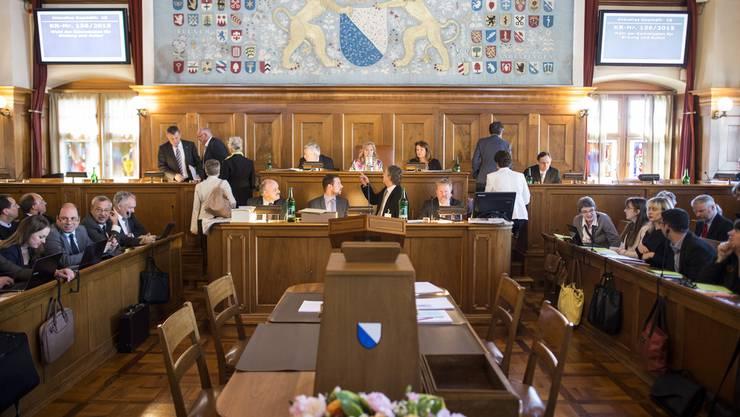 Der Kantonsrat verabschiedete diese Woche ganze acht Beschlüsse.