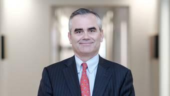 Der Banker ist neu Chef der Credit Suisse Schweiz. Wir besuchten ihn am Hauptsitz der Credit Suisse am Paradeplatz in Zürich.