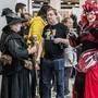 Im November werden nun doch keine Comic-Helden durch die Messe Basel spazieren. Der Grossevent kann 2020 nicht wie gewünscht realisiert werden.