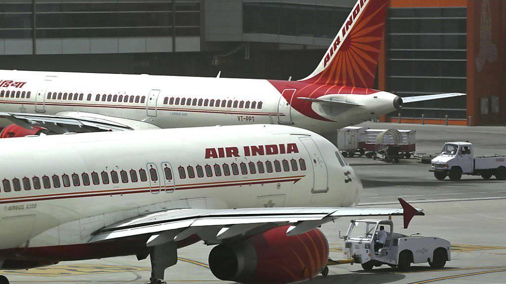 Ratten gelangen immer wieder an Bord von Air-India-Maschinen, wahrscheinlich durch Catering-Wagen. (Archiv)