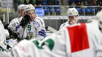 Eishockey, Swiss League, 20. Runde, HC Thurgau - EHC Olten  (15. November 2019)