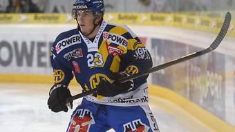 NHL-Star Loui Eriksson gab sein Debüt beim HC Davos.