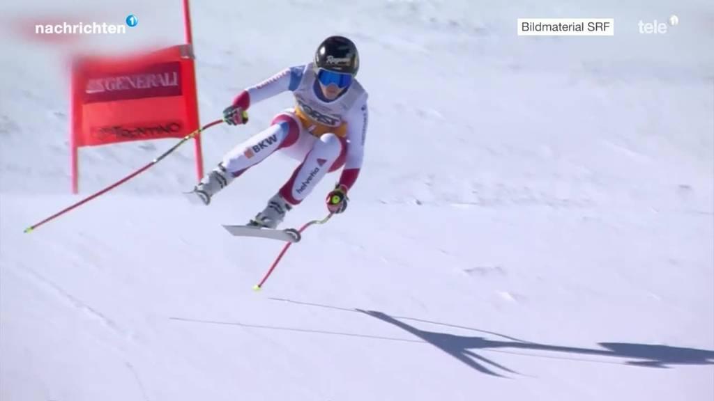 Ski: Resultate Frauen Abfahrt in Val di Fassa