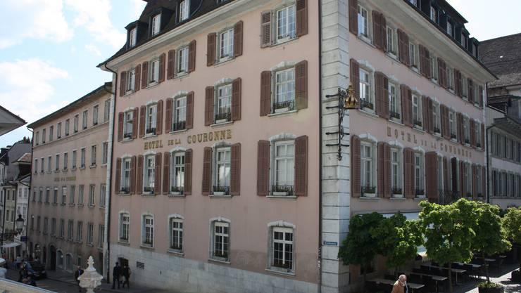 Das Hotel wurde vor 14 Monaten durch Stadt und Kanton erworben.