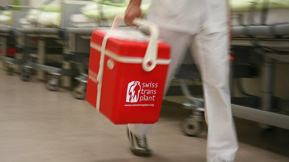 Organspende kommt in der Schweiz nicht voran