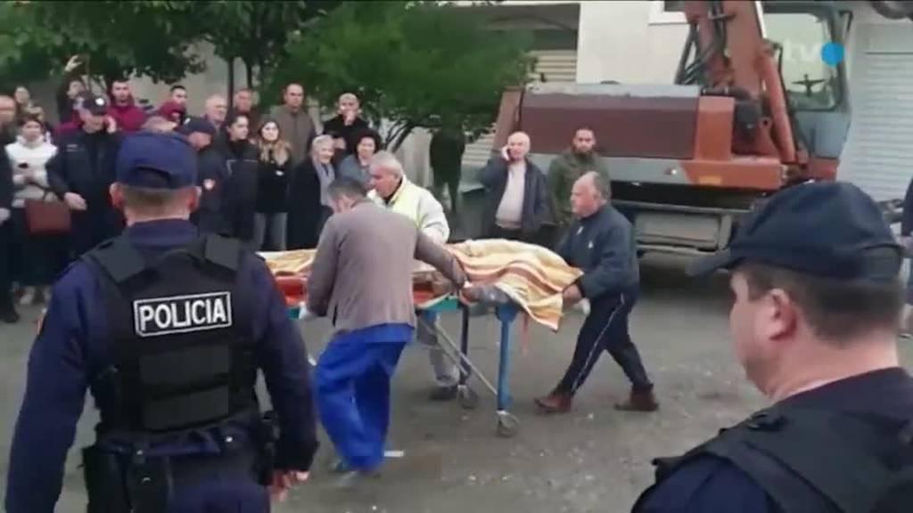 Herisauer sammeln für Beben-Opfer in Albanien