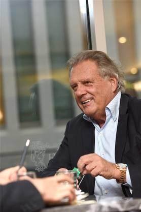 René C. Jäggi soll Vize-Präsident beim FC Pratteln werden.