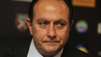 Der ehemalige Xamax-Präsident Sylvio Bernasconi