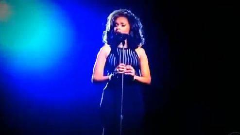 Jennifer Hudson tribute to Whitney Houston Grammys (2012)