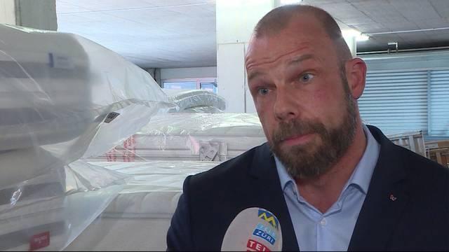 BASF-Schaumstoffskandal: Matratzenhändler in Zwickmühle