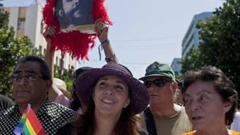 Bekannte Aktivistin: Mariela Castro