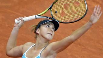 Belinda Bencic kämpft um ihre Form