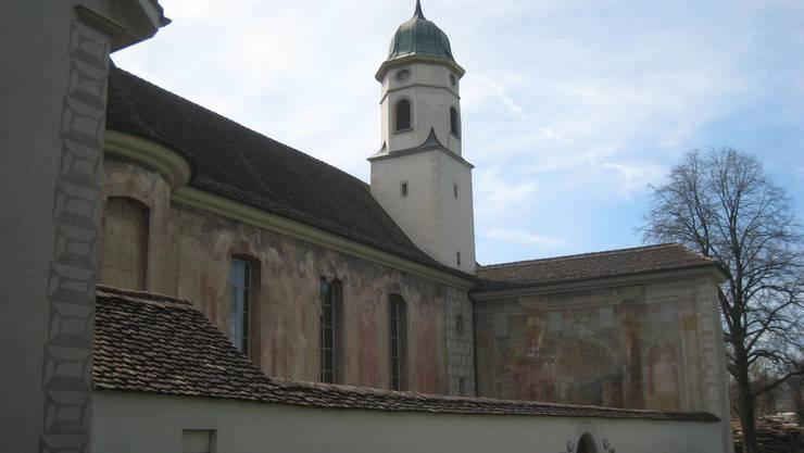 Kirche des Kloster Fahr