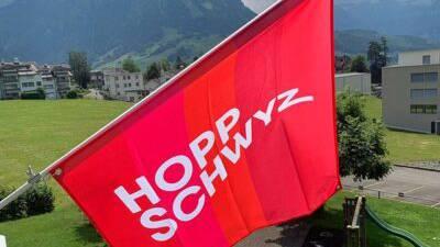 Zwischenbilanz Impulsprogramm «Hopp Schwyz»
