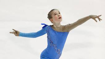 Marie-Luisa Erdin belegt in der Schlusswertung den zehnten Schlussrang.